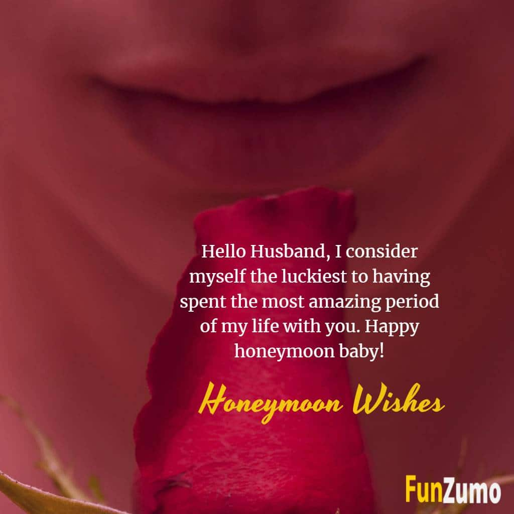 Honeymoon Wishes to Husband | Happy Honeymoon Quotes | Honeymoon wish, Honeymoon, Honeymoon quotes, happy honeymoon images