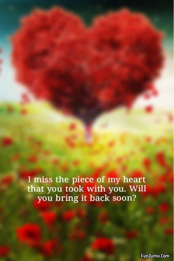 Long Distance Relationship Quotes and Love Messages
