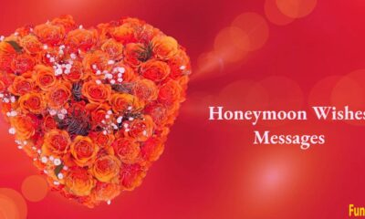 Honeymoon Wishes and Romantic Messages for Couples