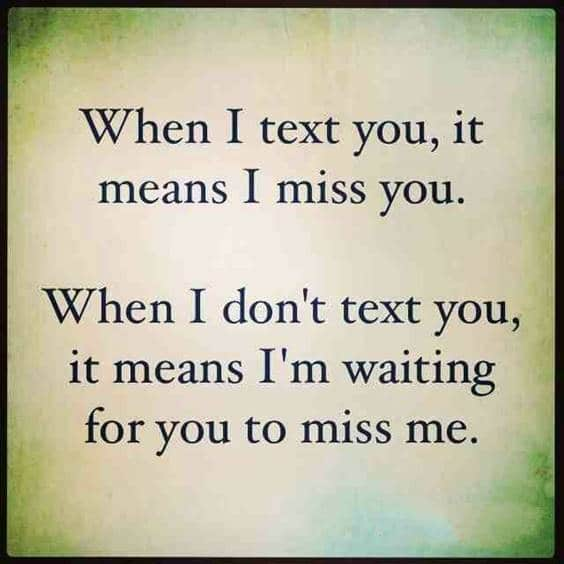 165 Romantic I Miss You Quotes and Messages | Simple love quotes, Be yourself quotes, I miss you quotes for him