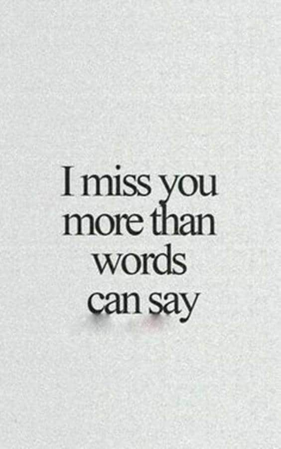 165 Romantic I Miss You Quotes and Messages | Thanking someone quotes, Missing someone quotes, Love you quotes for him husband
