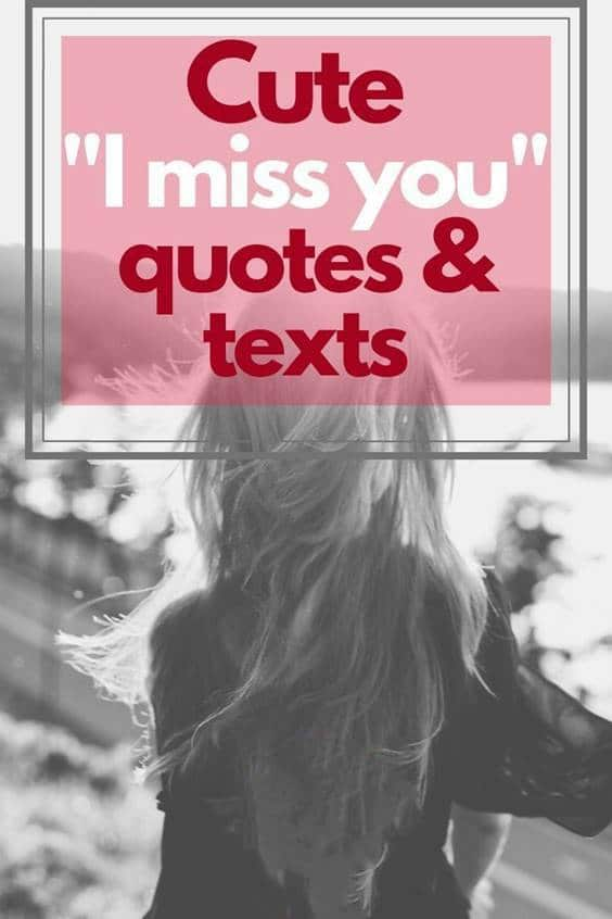 165 Romantic I Miss You Quotes and Messages | If you love someone, Words, Loving someone