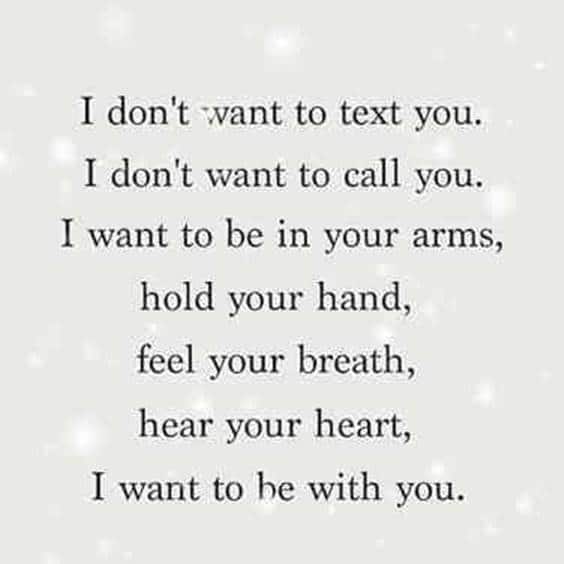 165 Romantic I Miss You Quotes and Messages | quotes, me quotes, love quotes