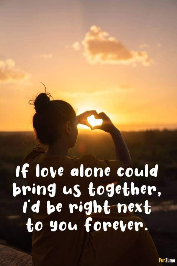 60 Romantic Long Distance Relationship Love Messages for Her | love messages to her, love text messages for her, sweet romantic love messages for her