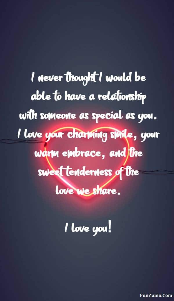 70 Romantic I Love You Messages for Her | love quotes, Love Quotes for Her, Cute I Love you Messages