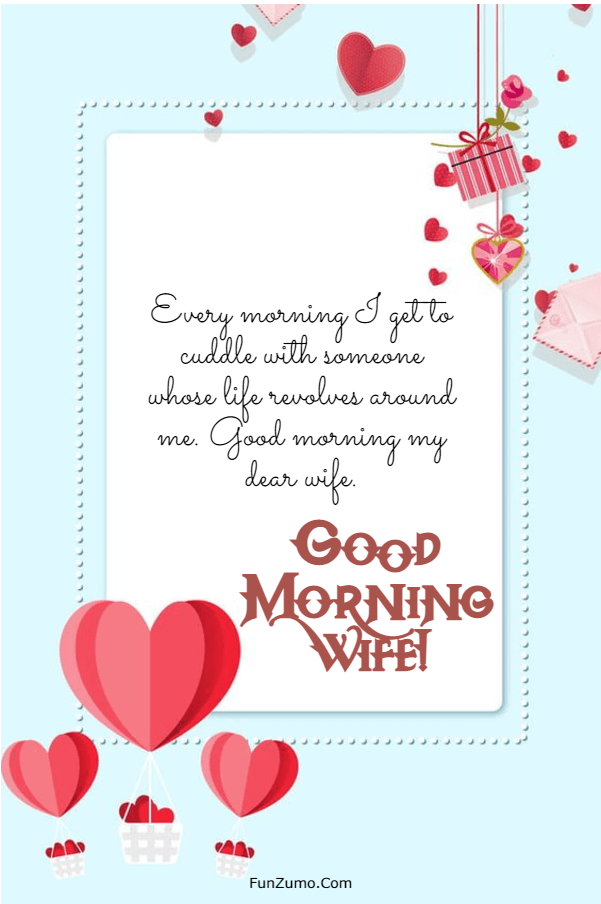 175 Sweet Good Morning Messages For Wife | good morning flowers for her, good morning my beautiful lady, good morning for pregnant wife