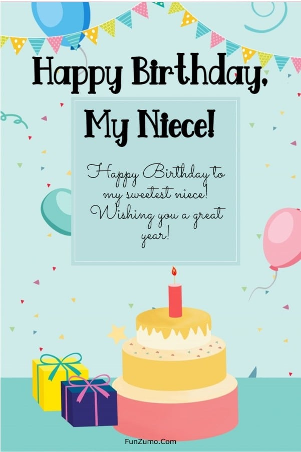 245 Happy Birthday Niece Wishes Quotes Messages | happy birthday niece, happy birthday beautiful niece, niece birthday