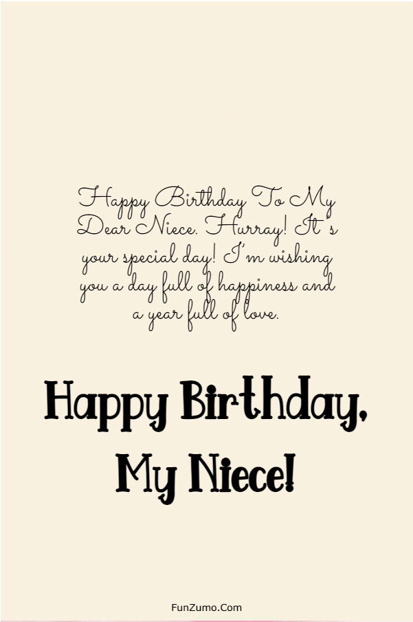 245 Happy Birthday Niece Wishes Quotes Messages | happy birthday niece funny, happy birthday sweet niece, birthday niece