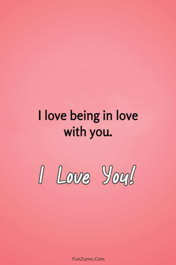 Love text for gf