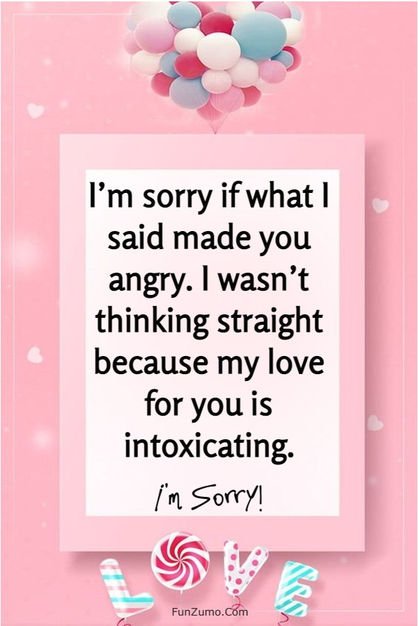 80 Heart Touching Sorry Messages for Boyfriend | Sorry message for boyfriend, Apologizing quotes, Message for boyfriend