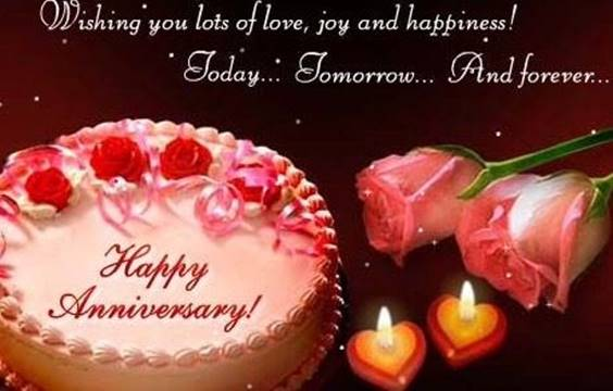 Best Happy Anniversary Wishes For Wife