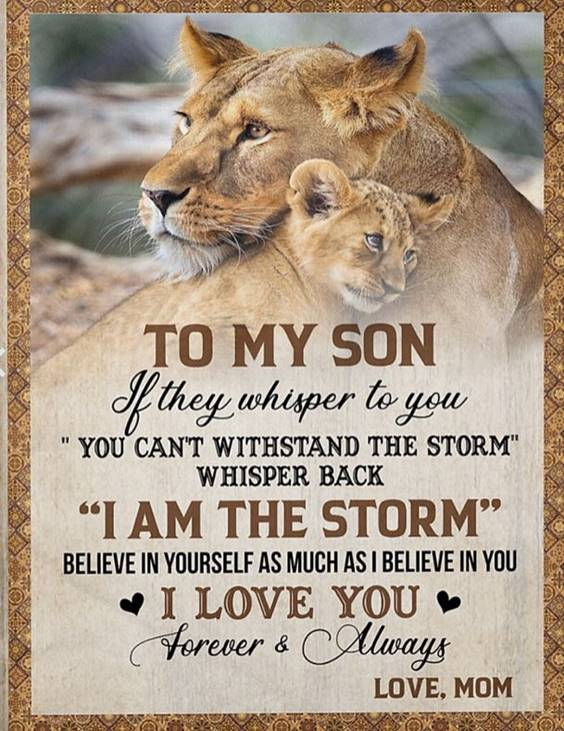 love quotes for son
