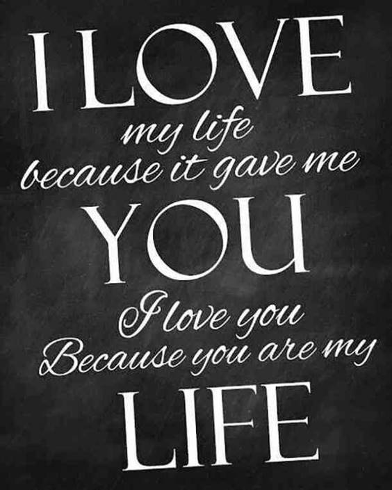 Unconditional Love Message For My Wife
