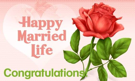 Wedding Wishes Message