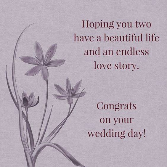 Wedding Cards Messages