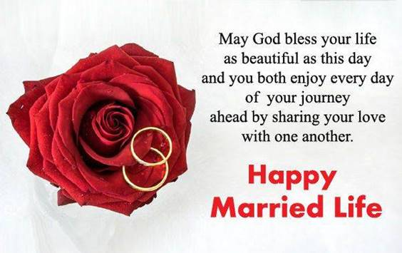 What Do You Say For Wedding Wishes