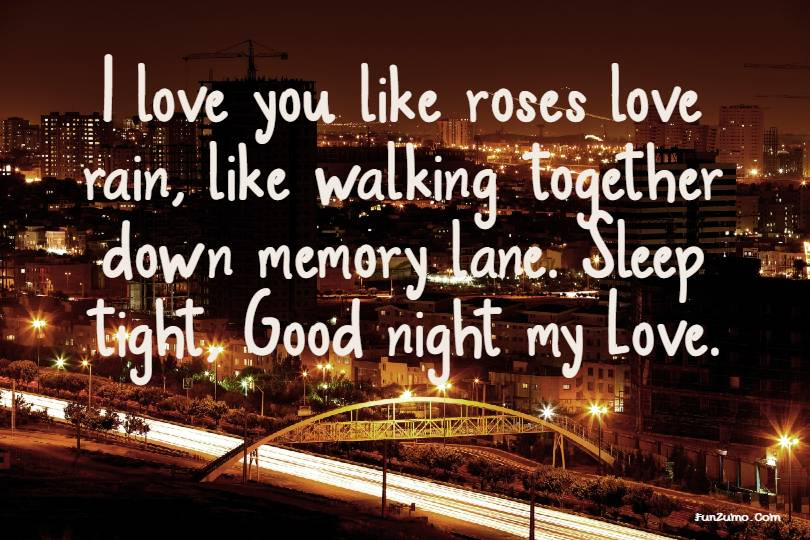 Good Night Messages Wishes and Quotes