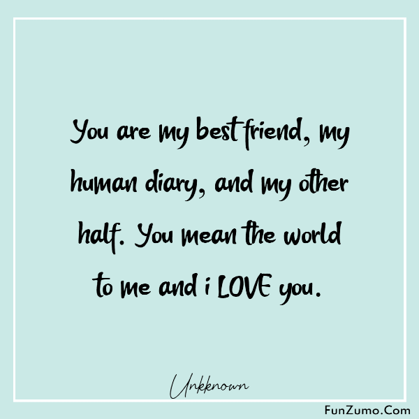 Best Friend Quotes For Girls When It Comes To Friendship