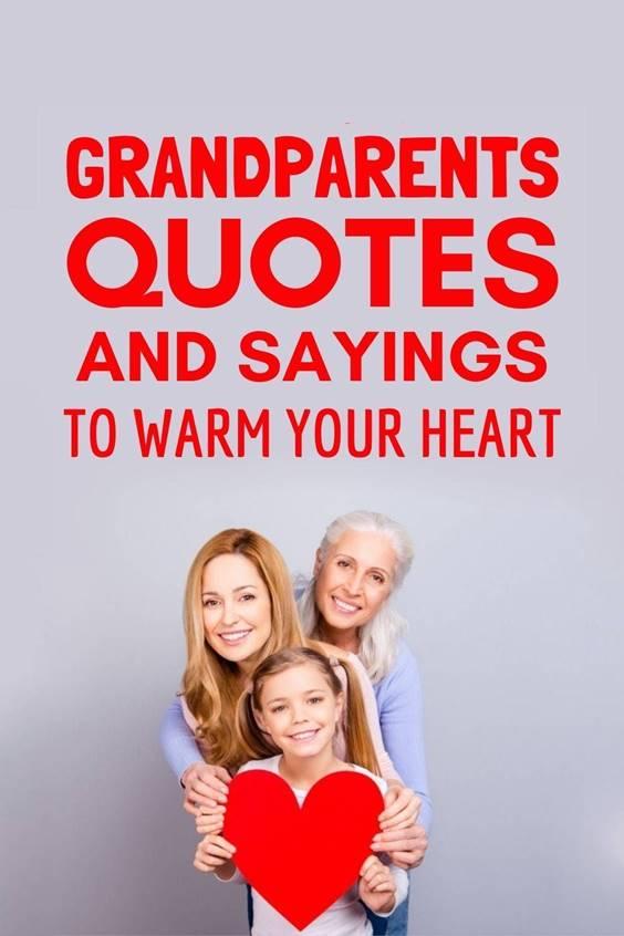 grandparents quotes about grandparents raising grandchildren