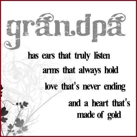 Grandparents Who Don't Bother Quotes