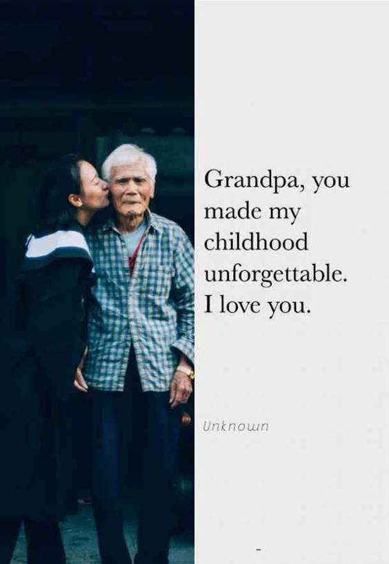 Grandparents Are Special Quotes