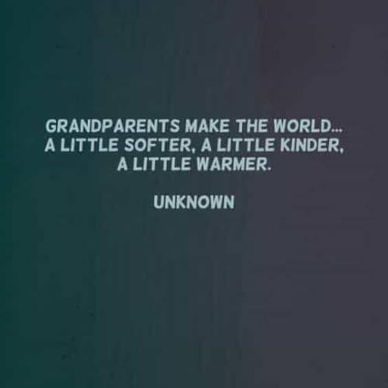 Grandparents Quotes About Grandparents And Grandchildren