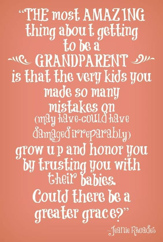 Meaningful Grandparents Quotes
