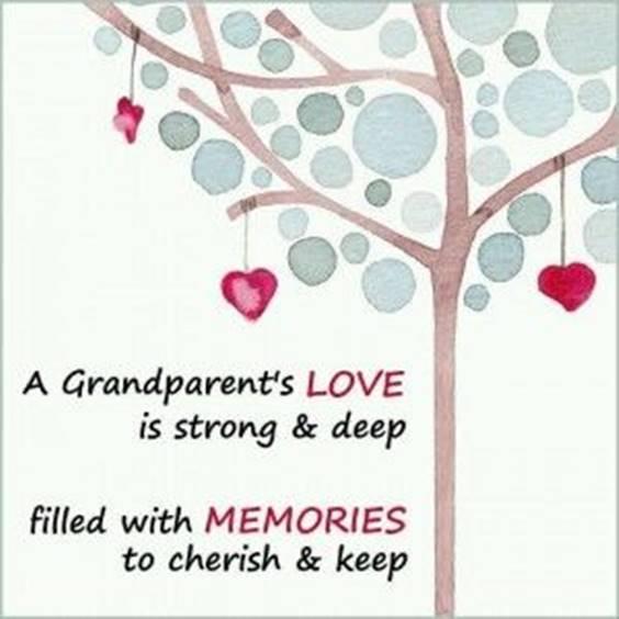 Grandparents Grandchildren Quotes