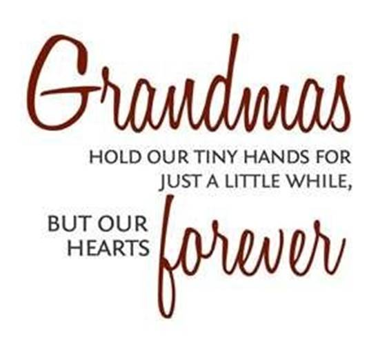 Growing Up With Grandparents Quotes