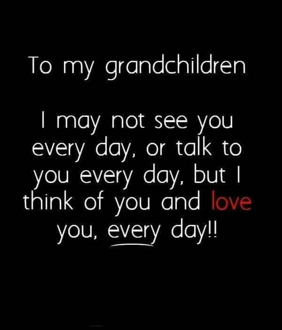 Grandparents Thank You Quotes