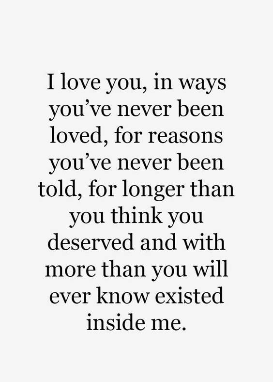 Love Your Heart Quotes About Being In Love