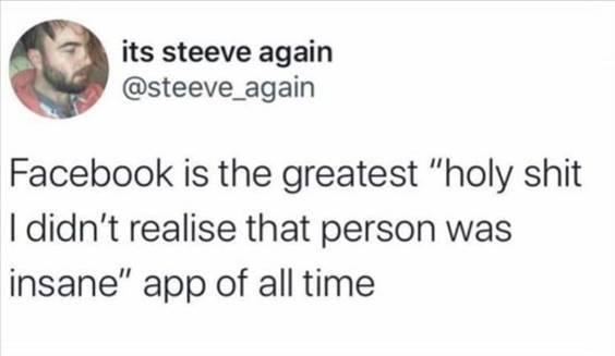 """Top 55 Hilarious Funny Memes Of All Time - Extremely Funny Memes """"I used to read 3-4 full sized novels in middle school. Now I see anything longer than a paragraph and bounce. I'll miss u brain cells, can't believe u peaked at age 1"""""""