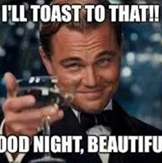 best good night memes pictures