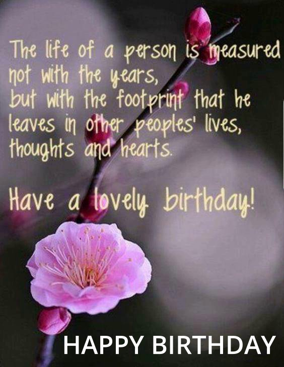 birthday images and quotes
