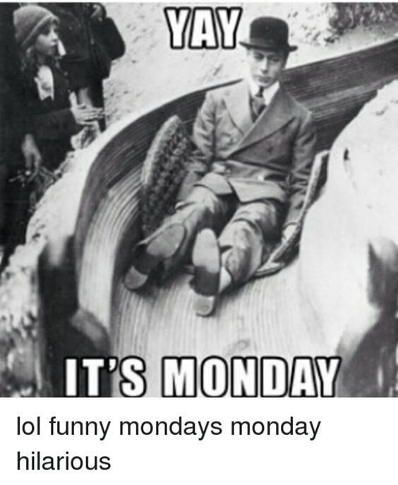 funny monday memes