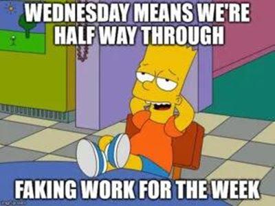funny wednesday memes