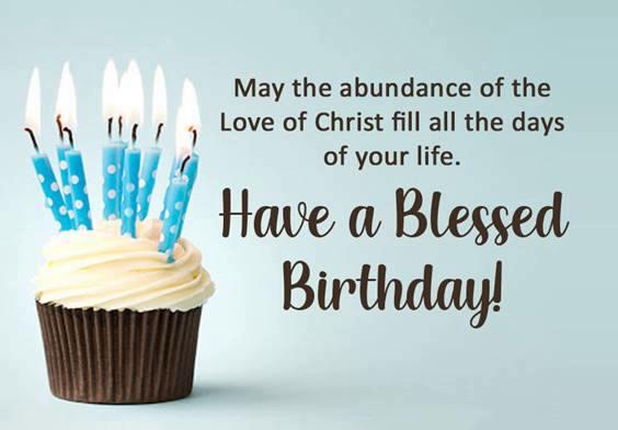 a birthday prayer