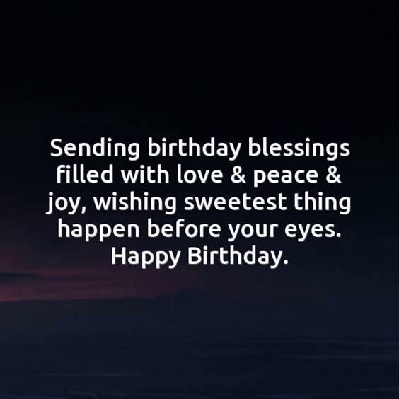 best god bless you on your birthday quotes