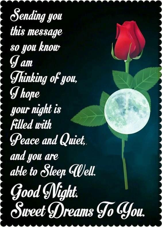 different ways of wishing good night