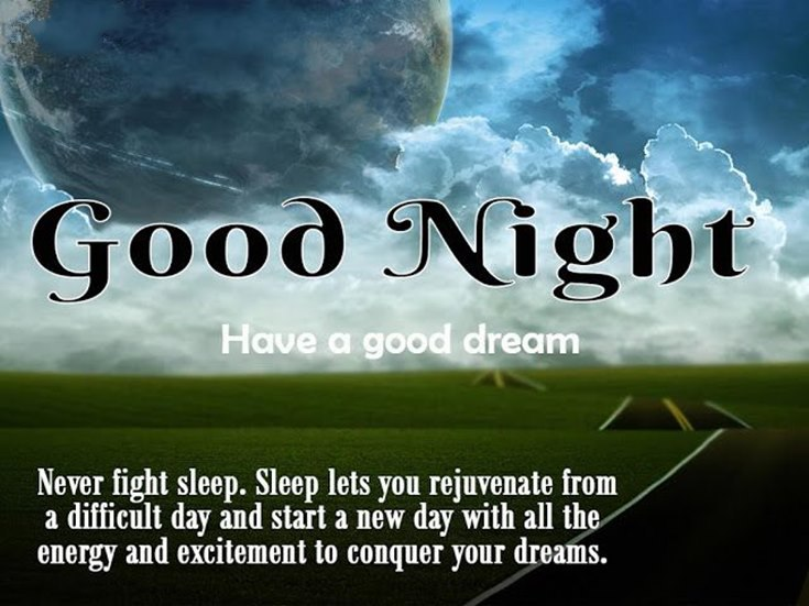 funny good night messages and wishes