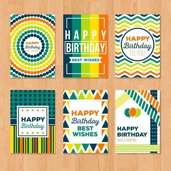 general birthday greetings