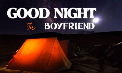 good night for boyfriend wishes greetings pictures