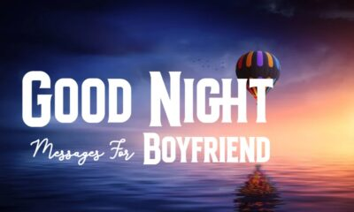 good night messages for boyfriend – romantic text for him