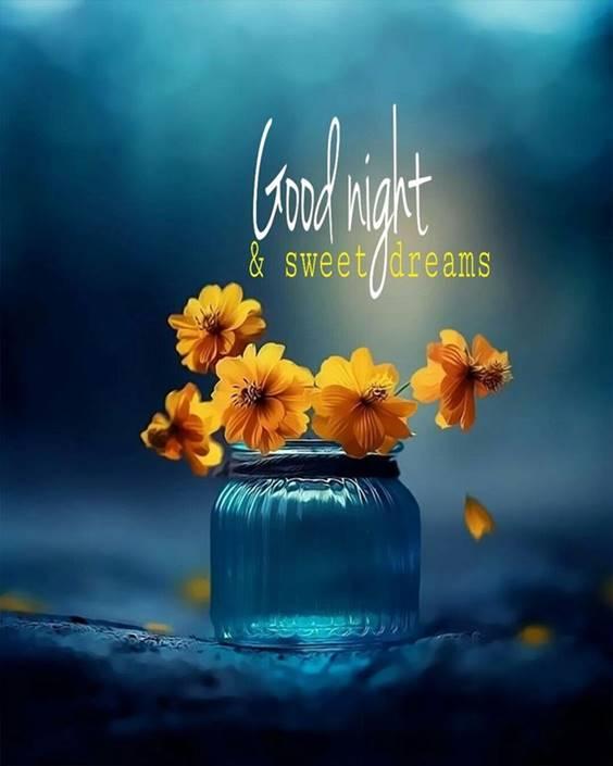 good night for boyfriend