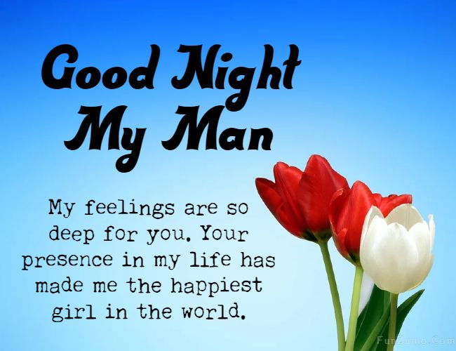 long goodnight messages for bf in far away