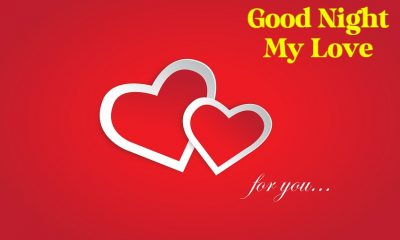 Good Night Love Messages And Images