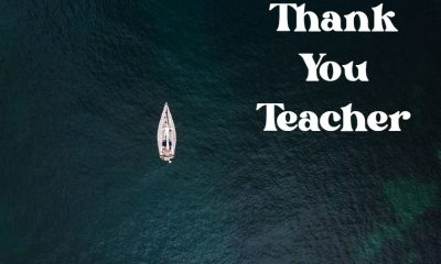 Thank You Teacher Messages and Quotes What To Write To A Teacher msg