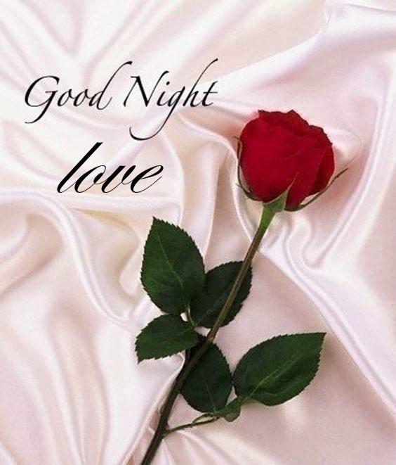 good night my sweetheart