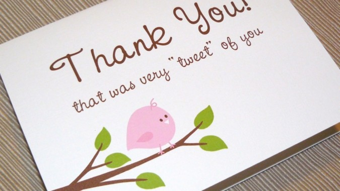 heartfelt thank you messages with images