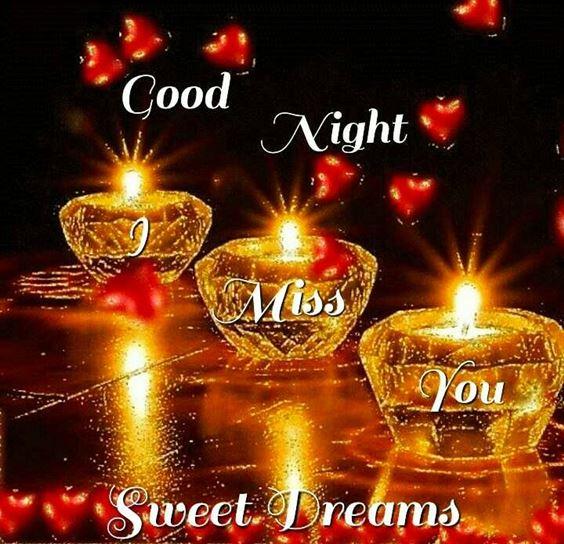 romantic good night love